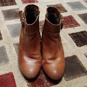 Hush Puppies Ankle brown boots